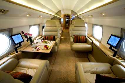 Image result for what is included in a private jet rental